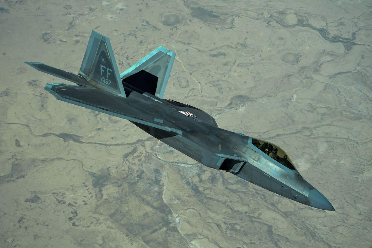 We Know Why Congress Can't Buy More F-22 Stealth Fighters