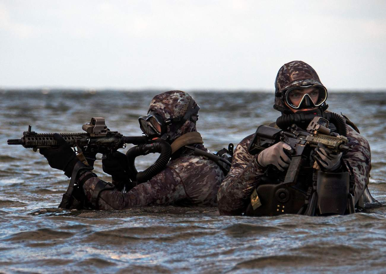 The Navy SEALs Could Take on Iran's Special Forces in a War