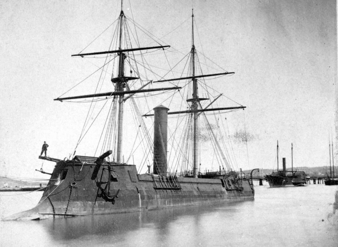 What the Civil War Can Teach Us About Modern Naval Warfare