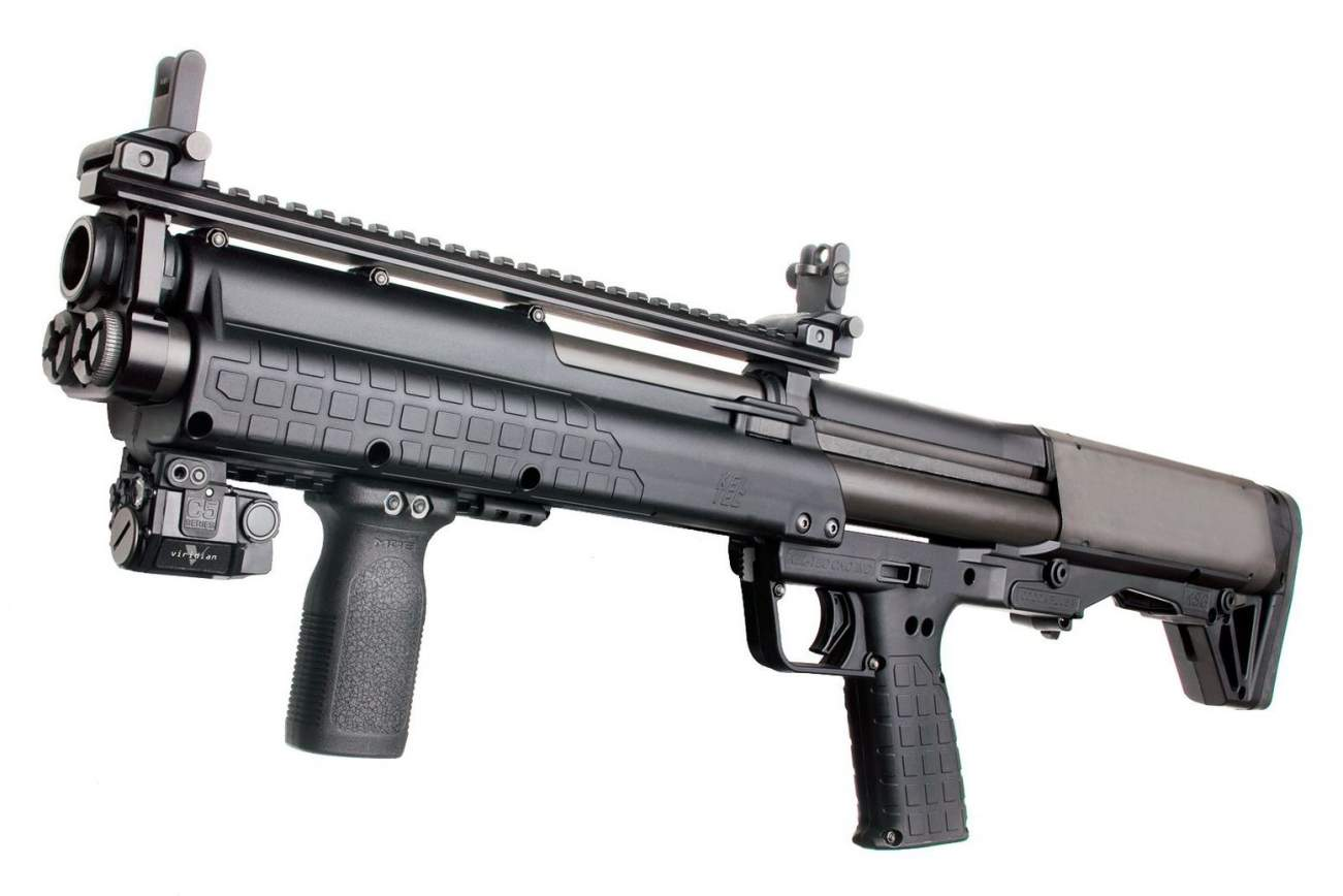 """How Good Is It? Kel Tec's KSG Shotgun Claims to Offer """"the World's Fastest Reload"""""""