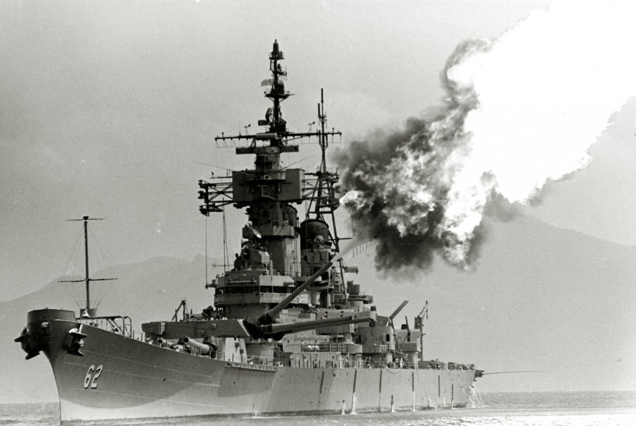 The Last Battleship Battle Ever Was a One-Sided Slaughter