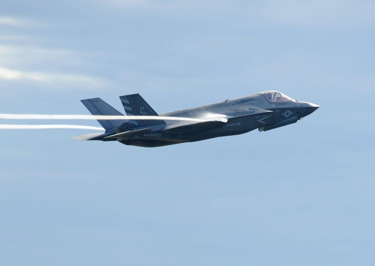 How to Truly Project Power with the F-35