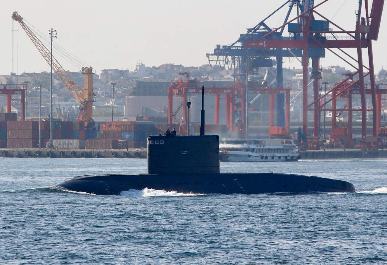 The One Reason Why Russia Might Not Get Its Advanced Stealth Submarines