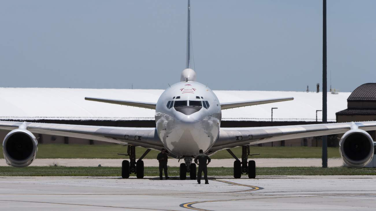 Why the E-6 Is America's Most Terrifying Plane