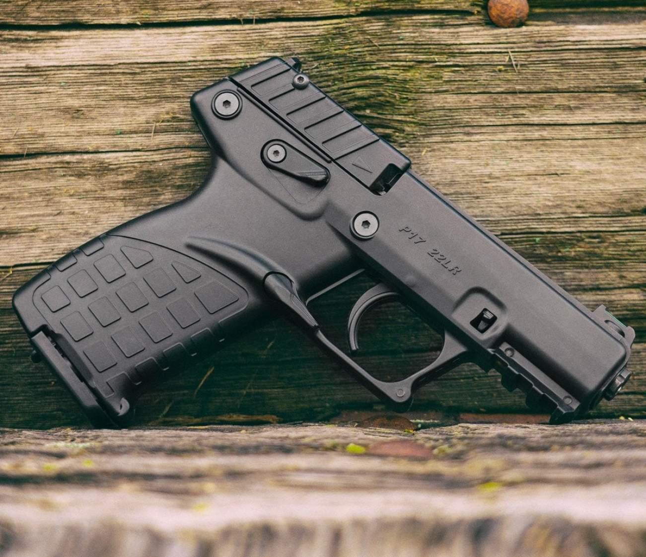 Kel Tec's P17 Compact .22LR Pistol: The Ultimate Review