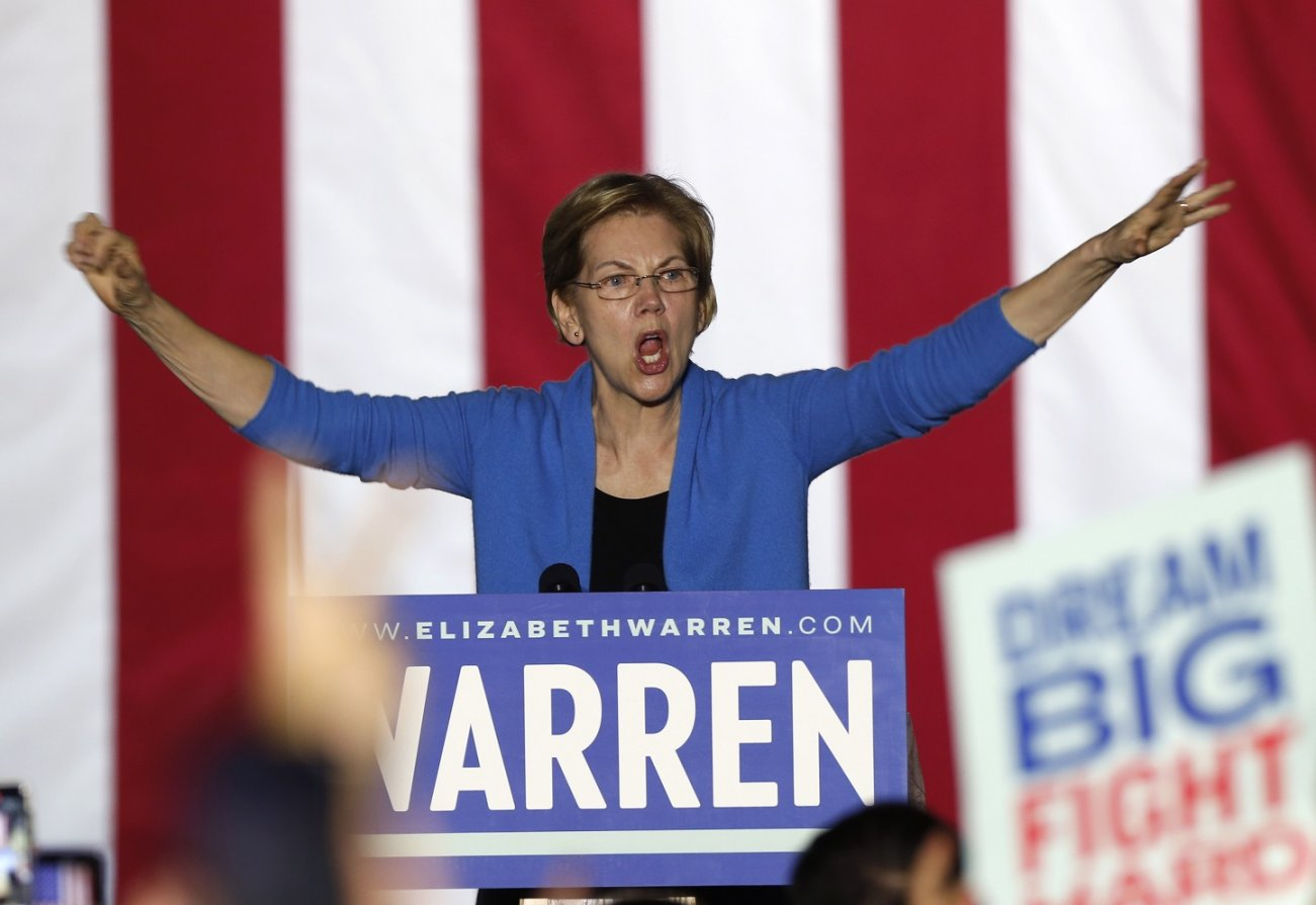 Elizabeth Warren Would Be a Bad Choice for Vice President