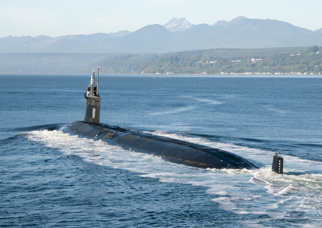 Best Ever? Meet the Navy's 3 Powerful Stealth Seawolf Submarines