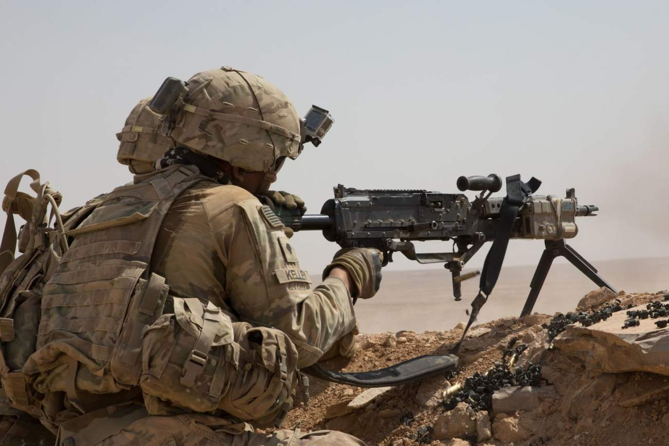 Here Are All of the Advanced Guns the Army Wants
