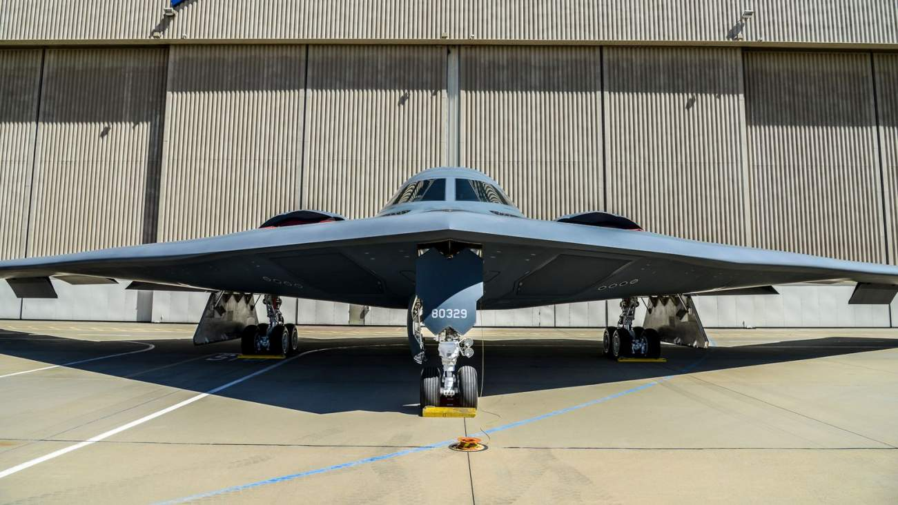 America's Enemies Aren't Ready for the New B-21 Stealth Bomber