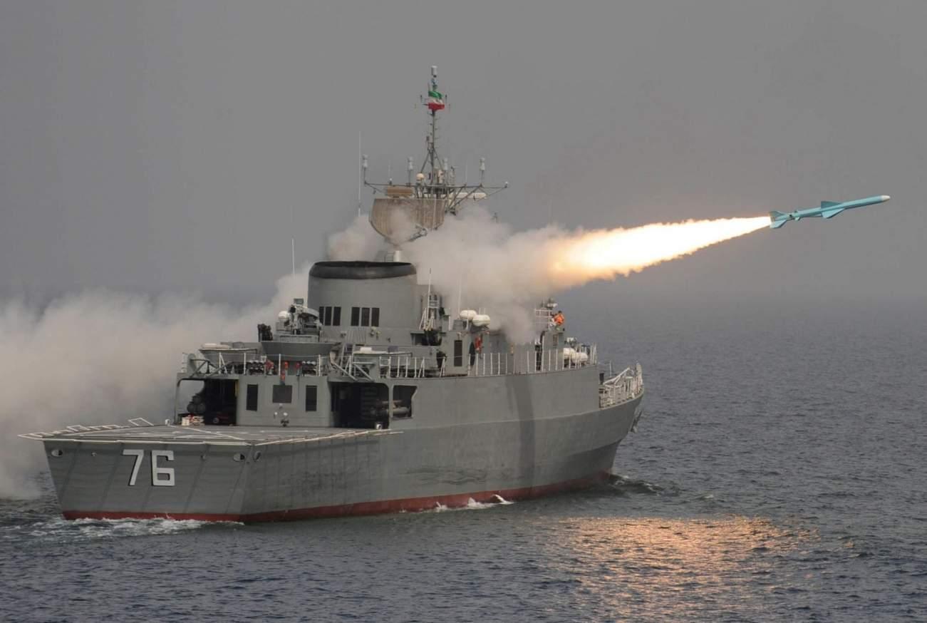 "TON: A Joke? Meet Iran's Sahand ""Stealth"" Destroyer"