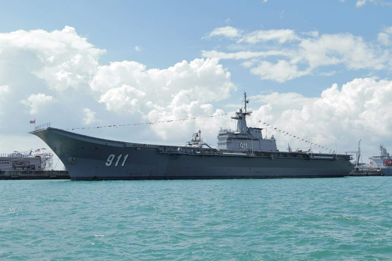 Meet the 5 Aircraft Carriers That Should Never Have Been Built