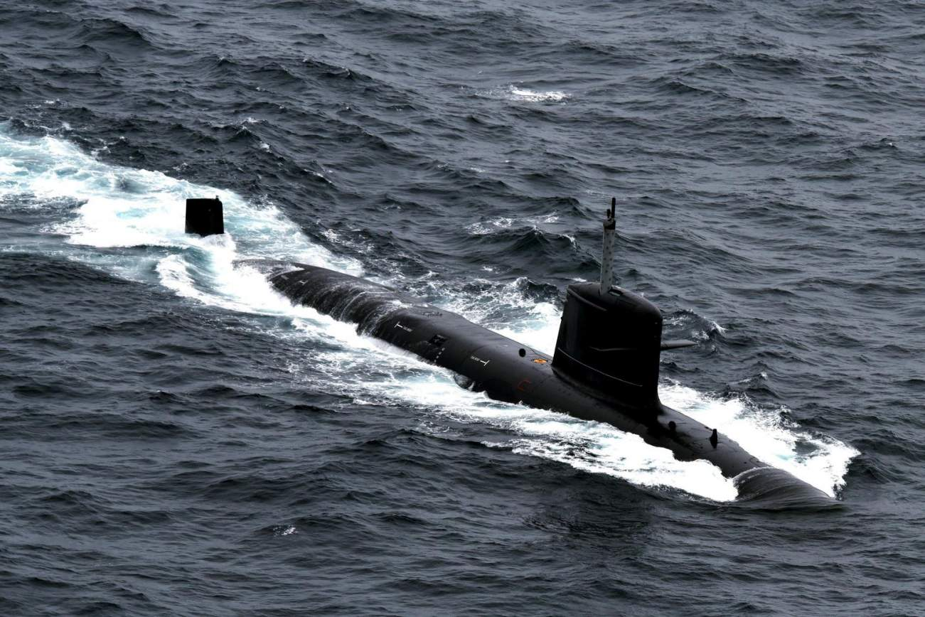 This Is 1 Stealth Submarine the U.S. Navy Doesn't Have