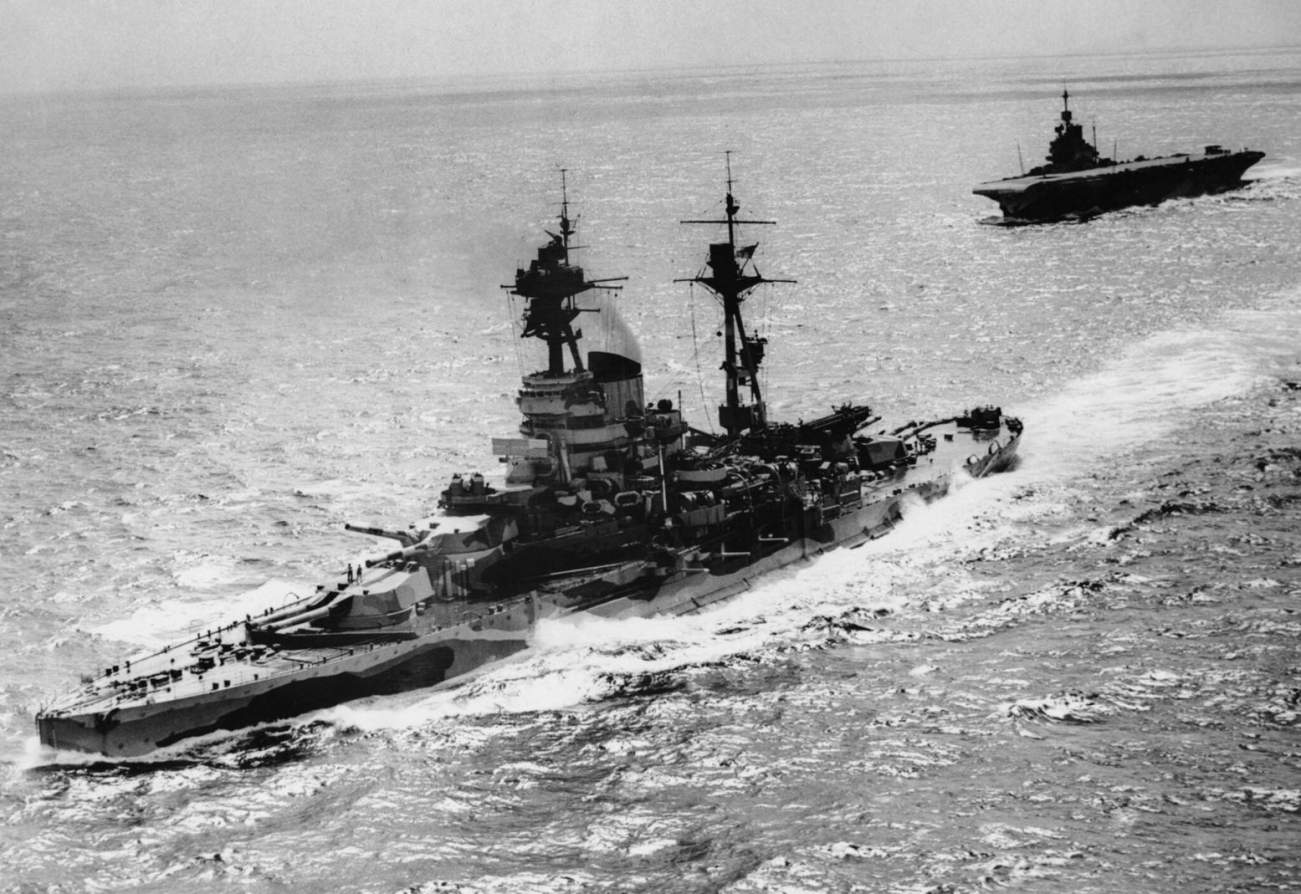 How the Royal Navy Fought During the Battle of Britain (Yes, They Did)