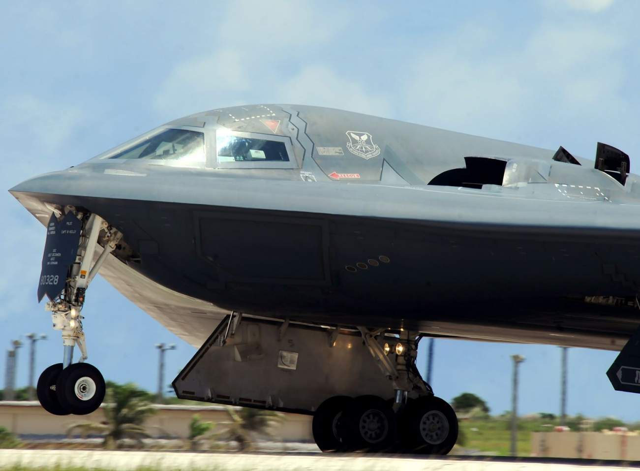 This Is ODD: Why Does the Air Force Have Only 20 B-2 Stealth Bombers?