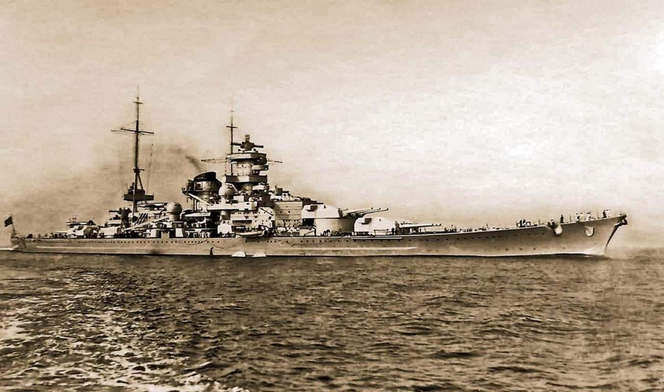 How the Royal Navy Destroyed a Nazi Battleship in the Arctic