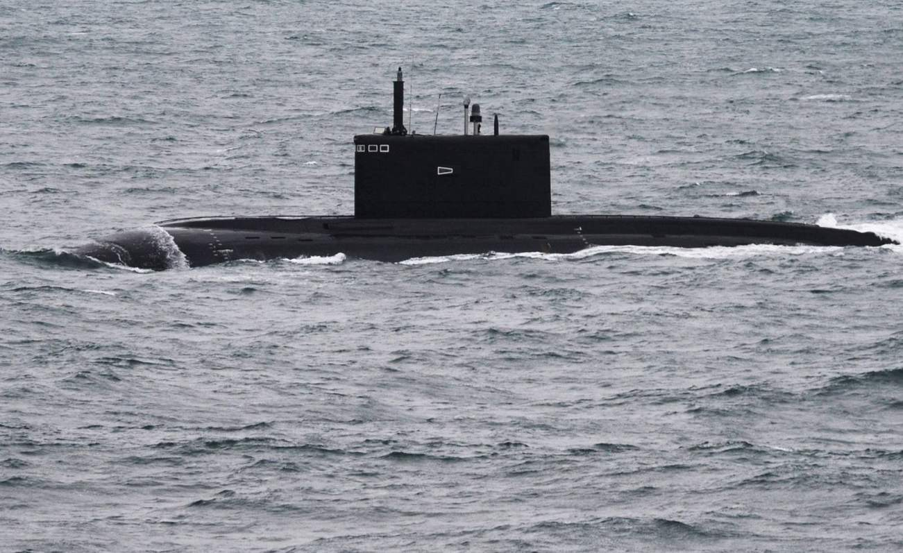 Russia's Kilo-Class Submarines Are a Real Threat