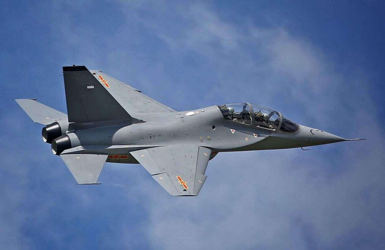 Can't Afford and Stealth F-35? China's L-15 Fighter Just Might Do the Trick.