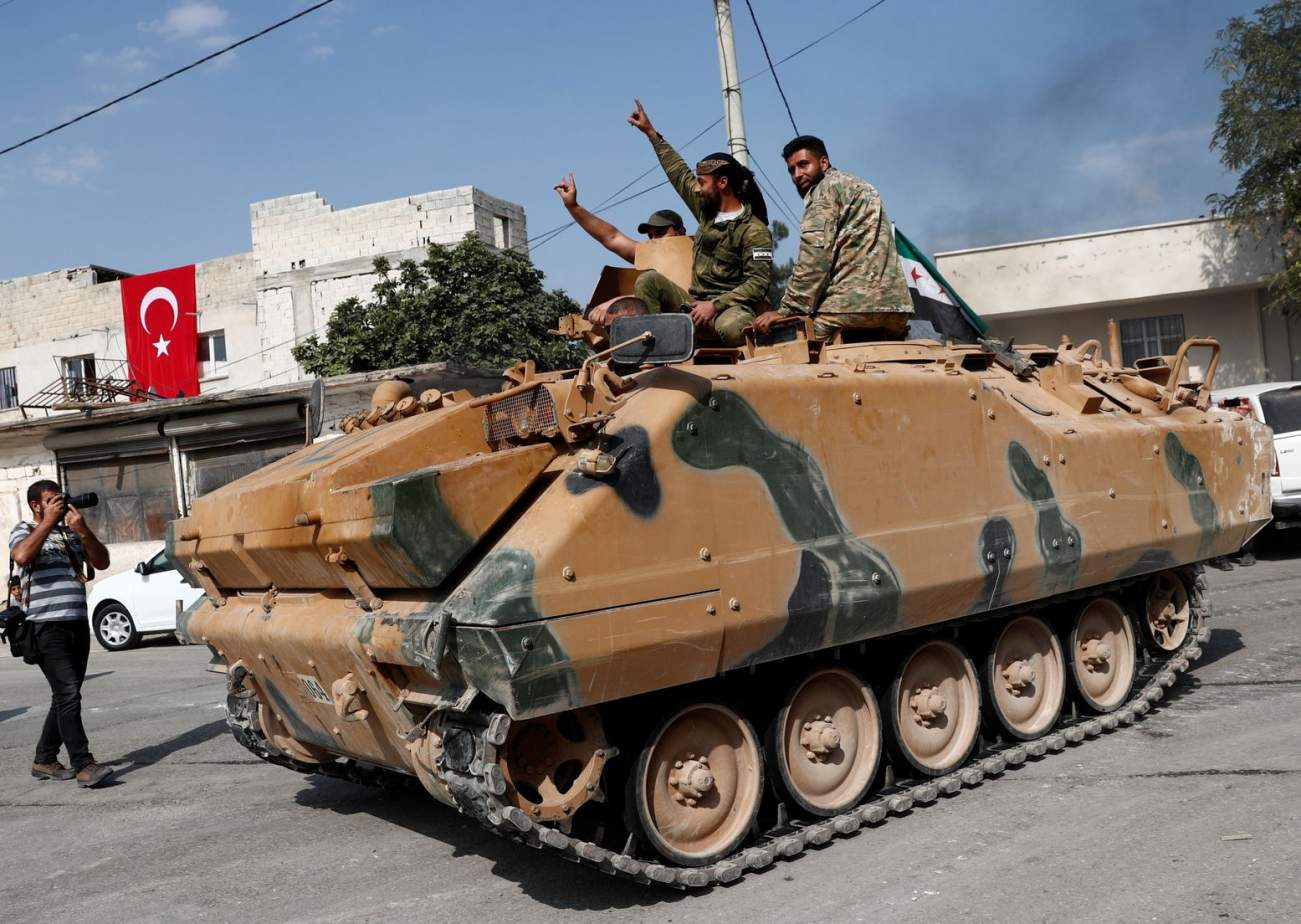 WKD: Turkey Will Keep Pushing into Syria Despite the Risks