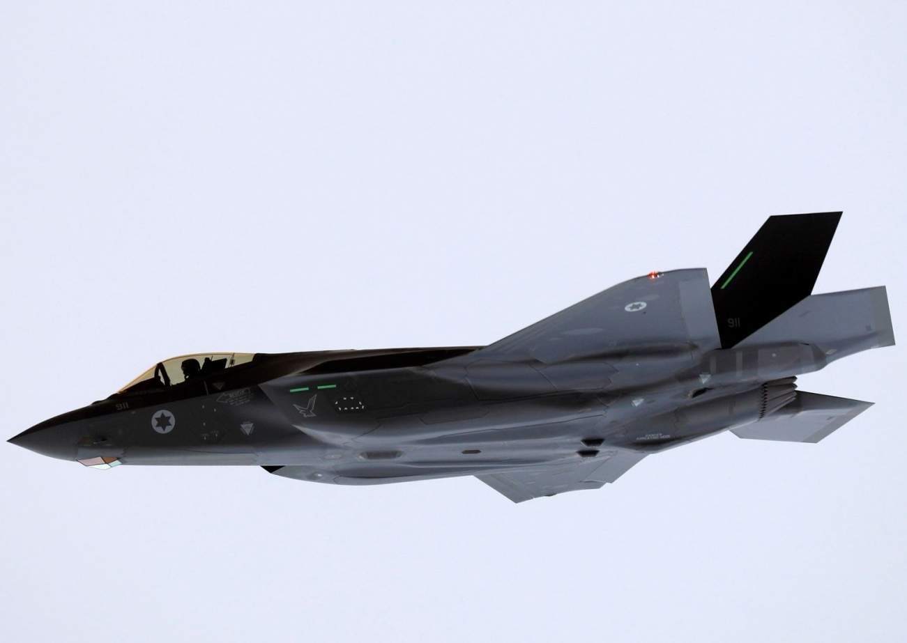 Israel 'Modified' Their F-35 Stealth Fighters. The Results Speak for Themselves.