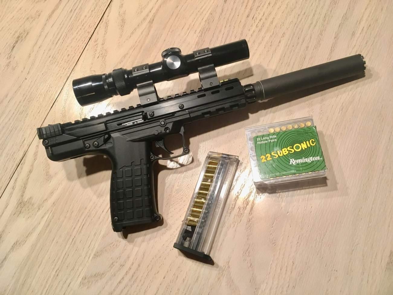 WKD: The Reason Why Kel-Tec's New CP33 Gun Is so Popular