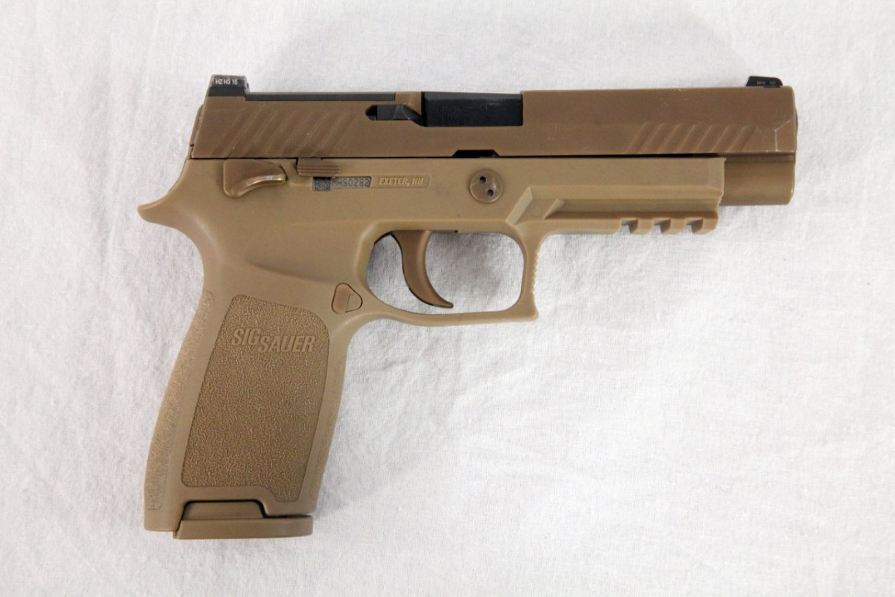 Why Glock Wasn't Good Enough to Win the Army's XM17 Contest
