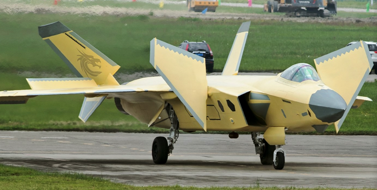 How China Built Its Own J-20 Stealth Fighter from Secret F-35 Information
