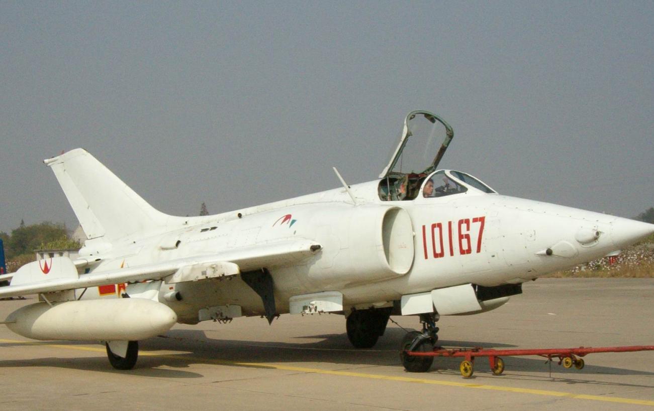 Meet the Nanchang Q-5: China's Nuclear Bomber