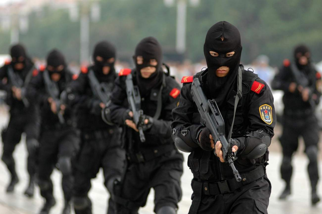 Why China's Commandos Are to Be Feared