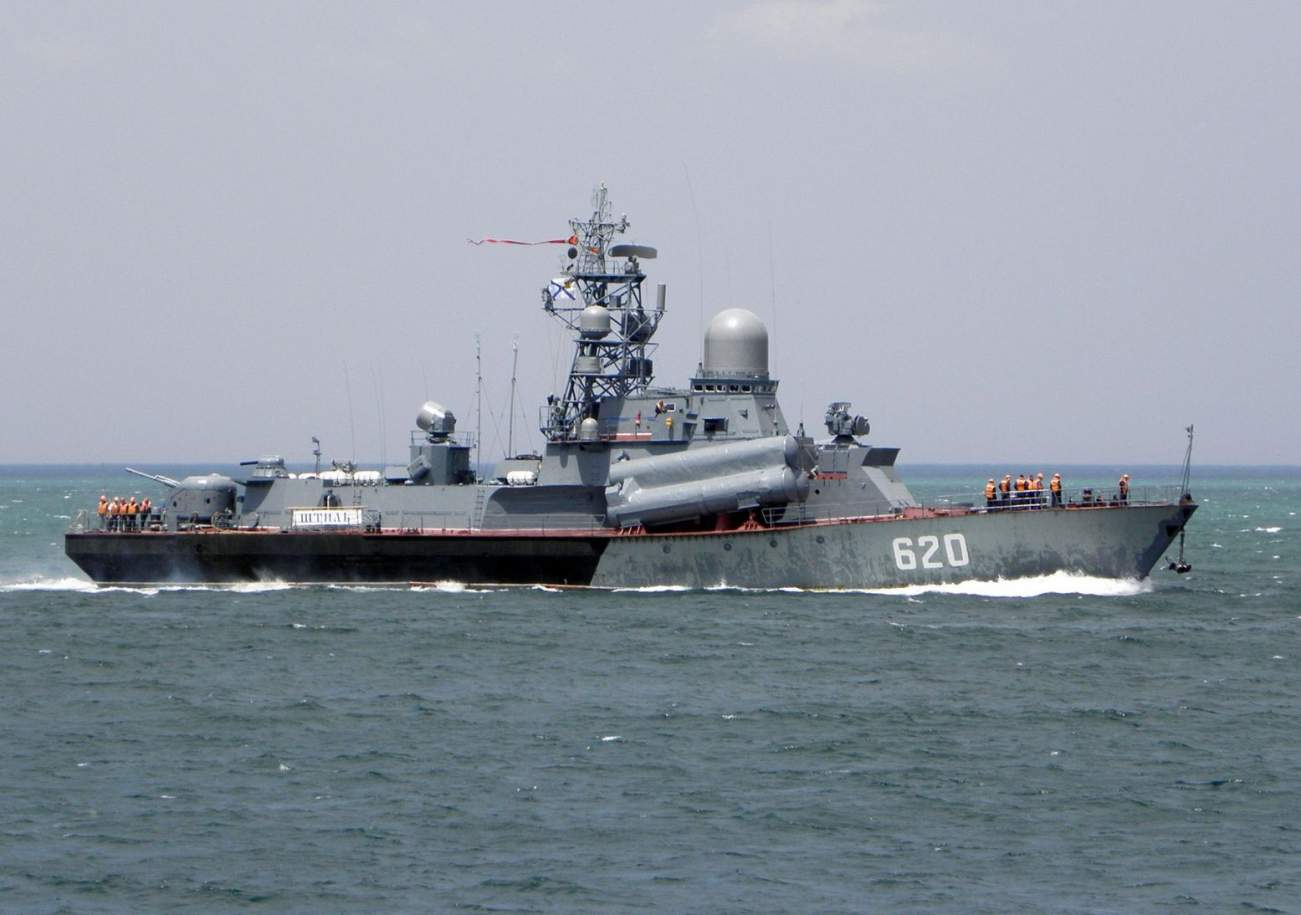Why Russia's Navy Is Becoming a Smaller, Regional Force