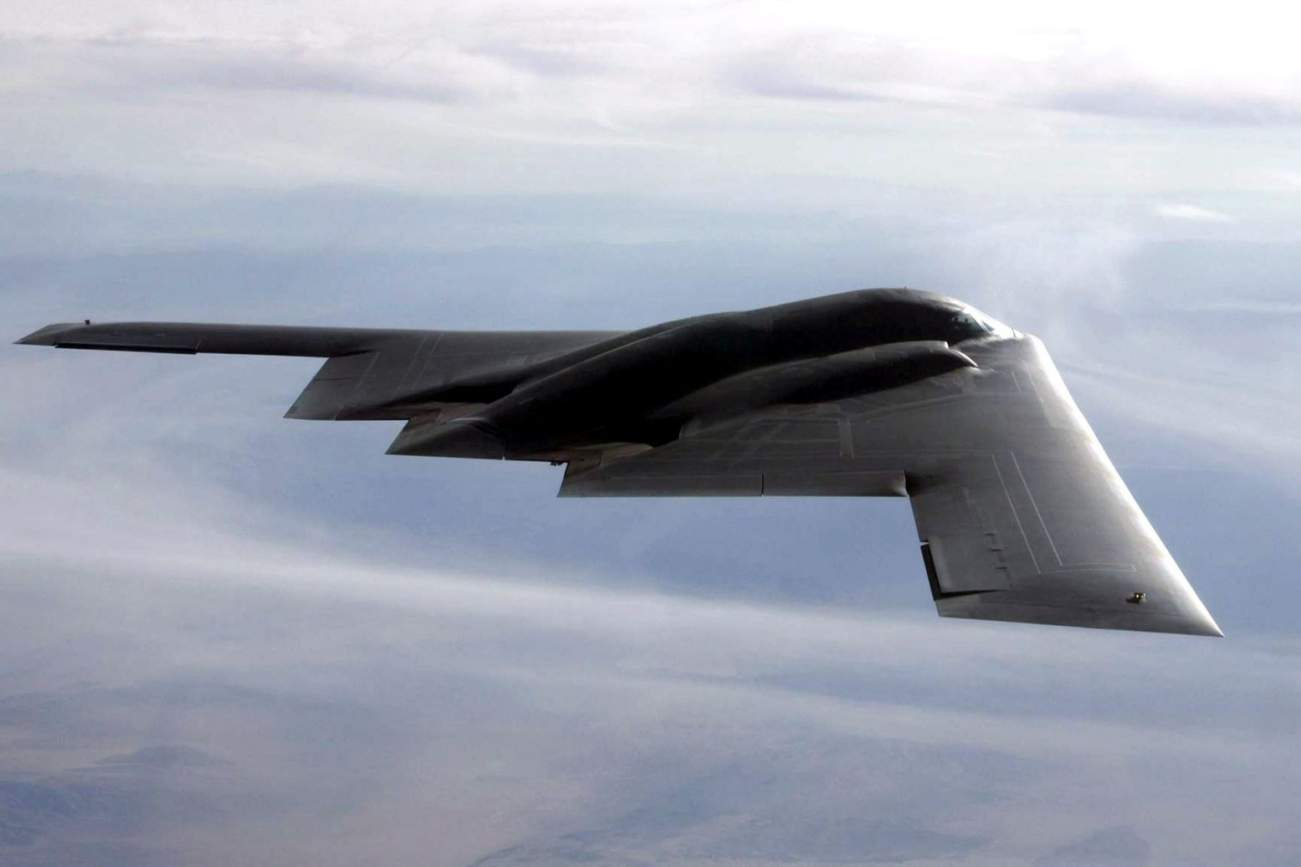 Here's What We Know About the Air Force's New B-21 Stealth Bomber