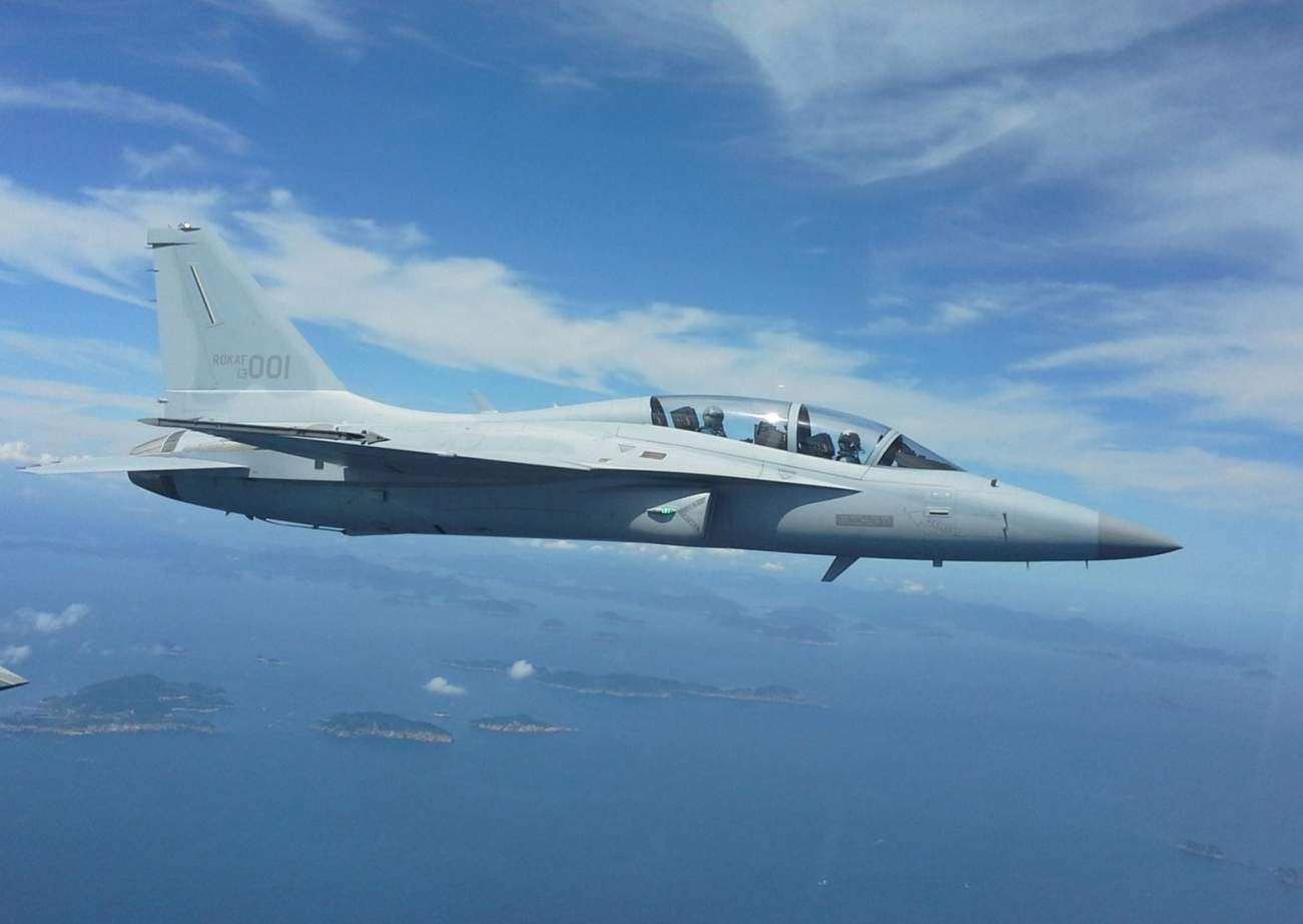 South Korea's FA-50 Fighter Is Headed to Argentina