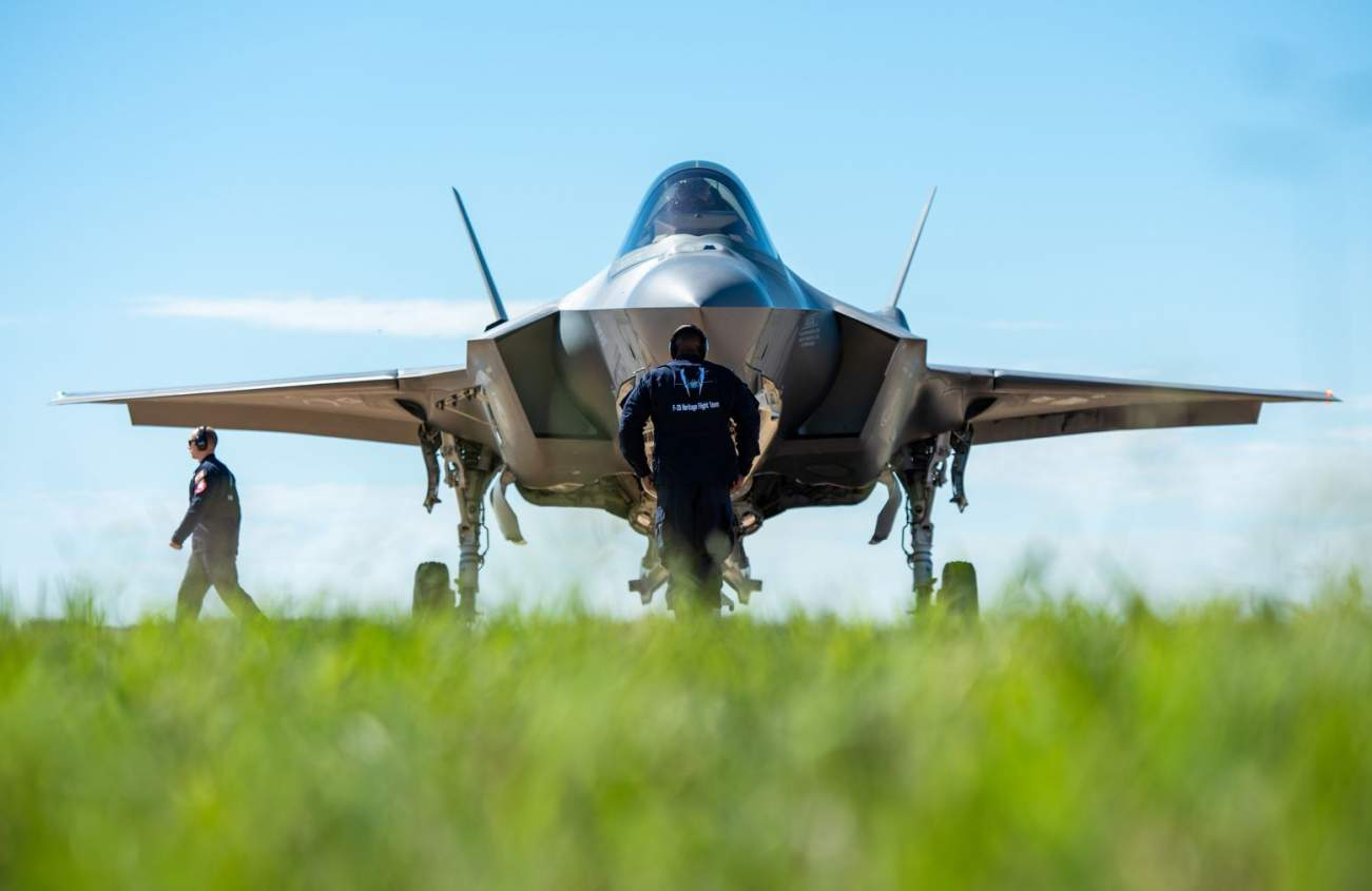 GPS Jammed: Russia Is Messing with America's F-35s
