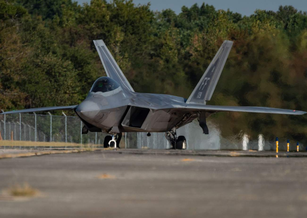 Stealth Defeated? France Once Shot down an F-22 Raptor
