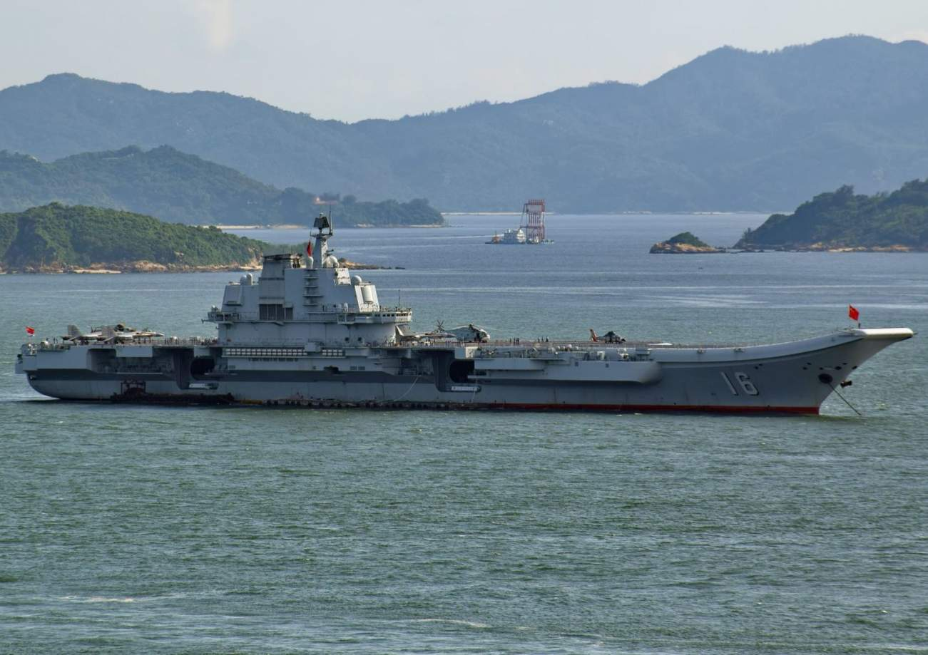Is China on the Verge of Becoming an Aircraft Carrier Superpower?