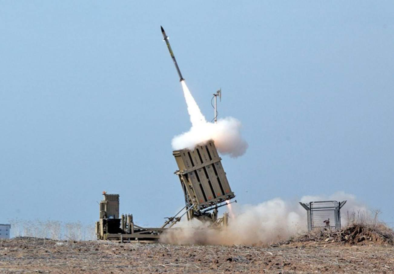 TON: Can Israel Fend off an Iranian Missile or Drone Attack?