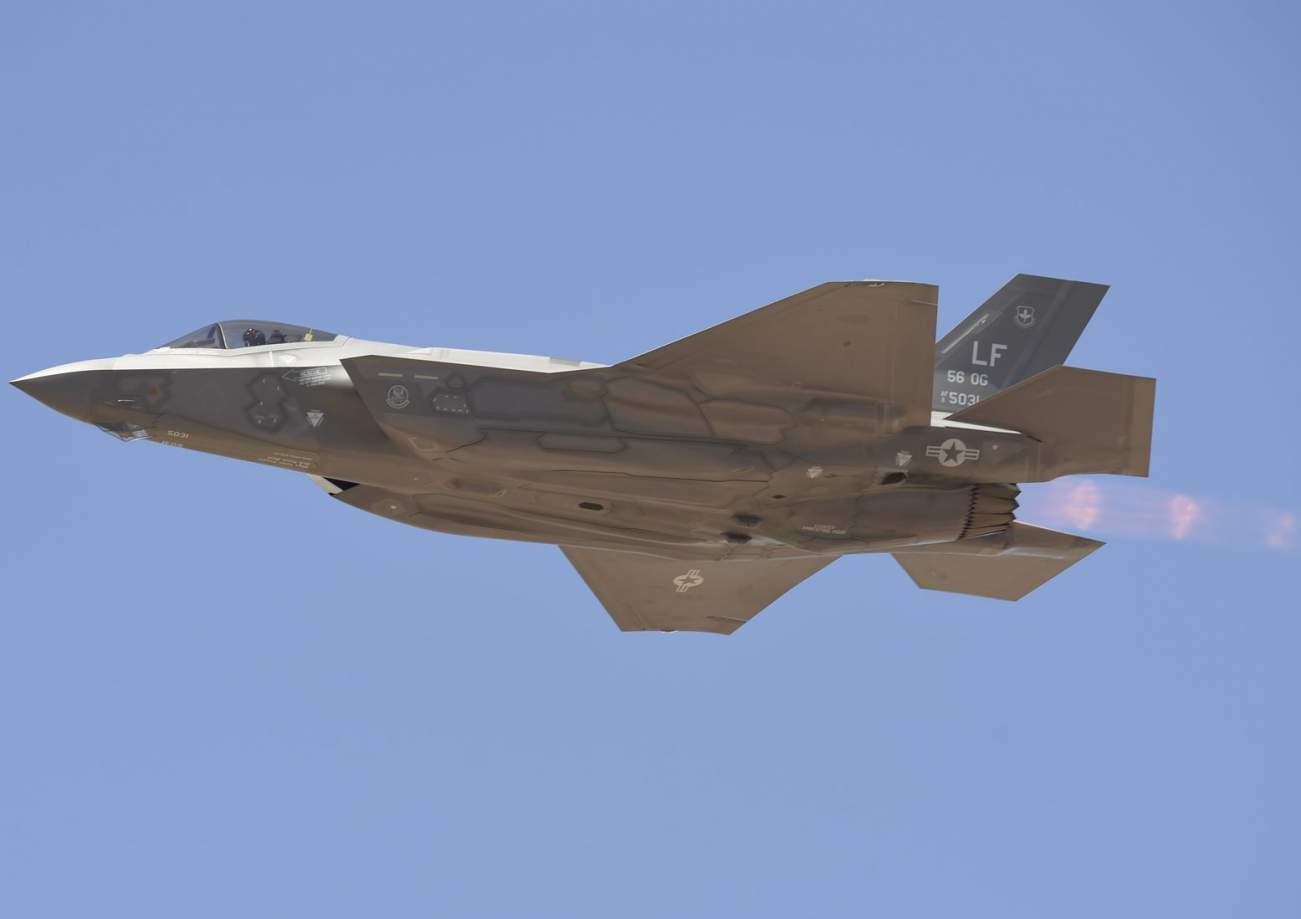 Stealth Surprise! Can the F-35 Take on Cruise and Ballistic Missiles?
