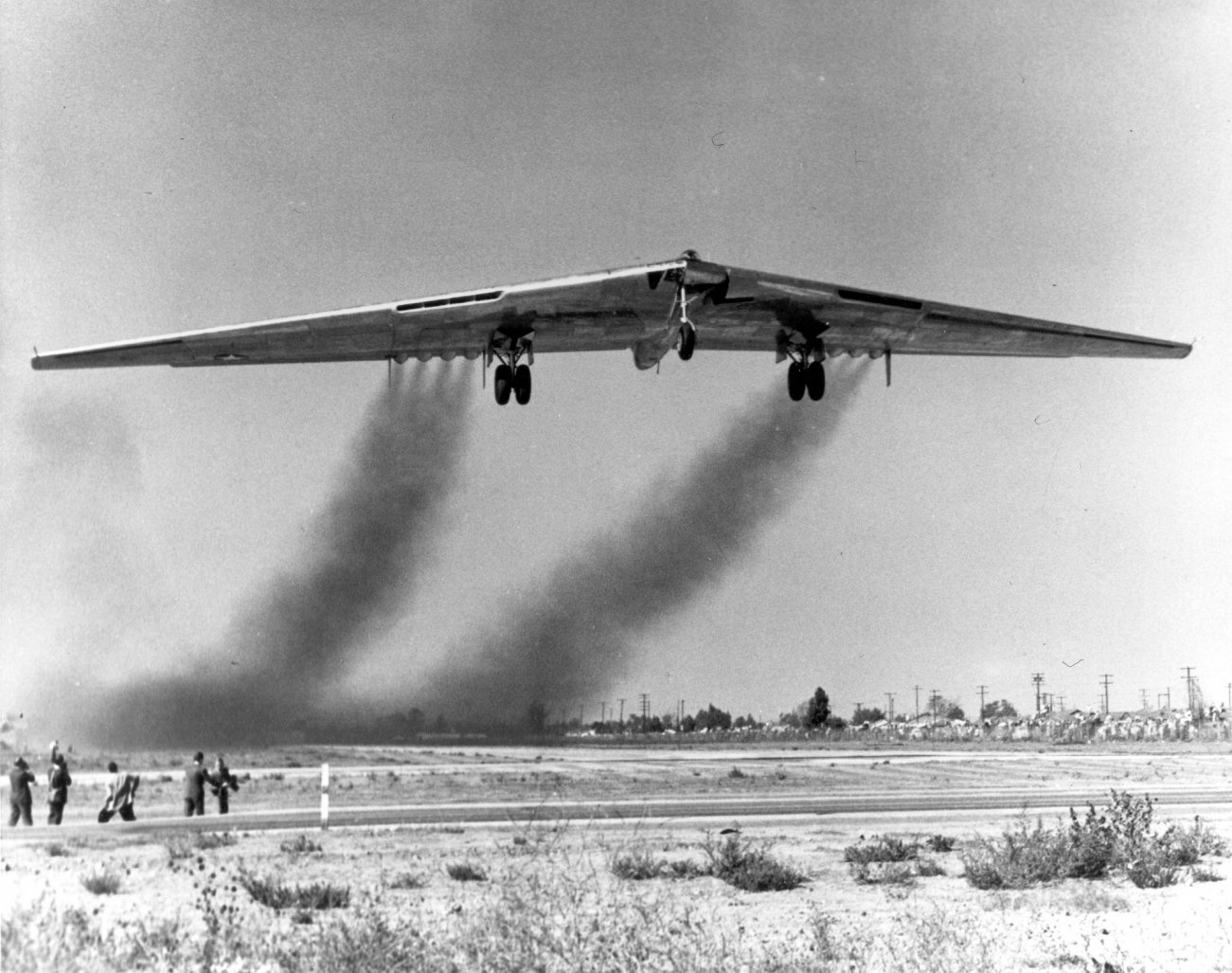 Hitler Planned to Use a Flying Wing Bomber (Like This) To Attack NYC
