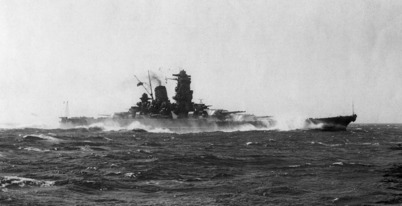 Imperial Japan Wanted Battleships With 20-Inch Guns To Destroy America