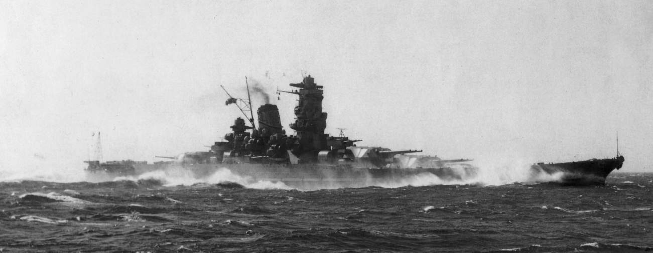 2,498 Dead: How the World's Biggest Battleship Ever Was Sunk