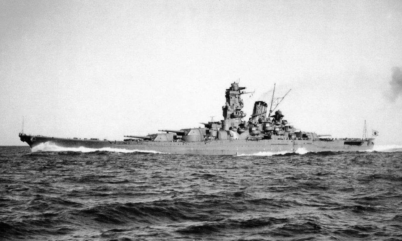 Battleship Slug-fest: Japan's Monster Yamato vs. Americas Iowa-Class Battleship
