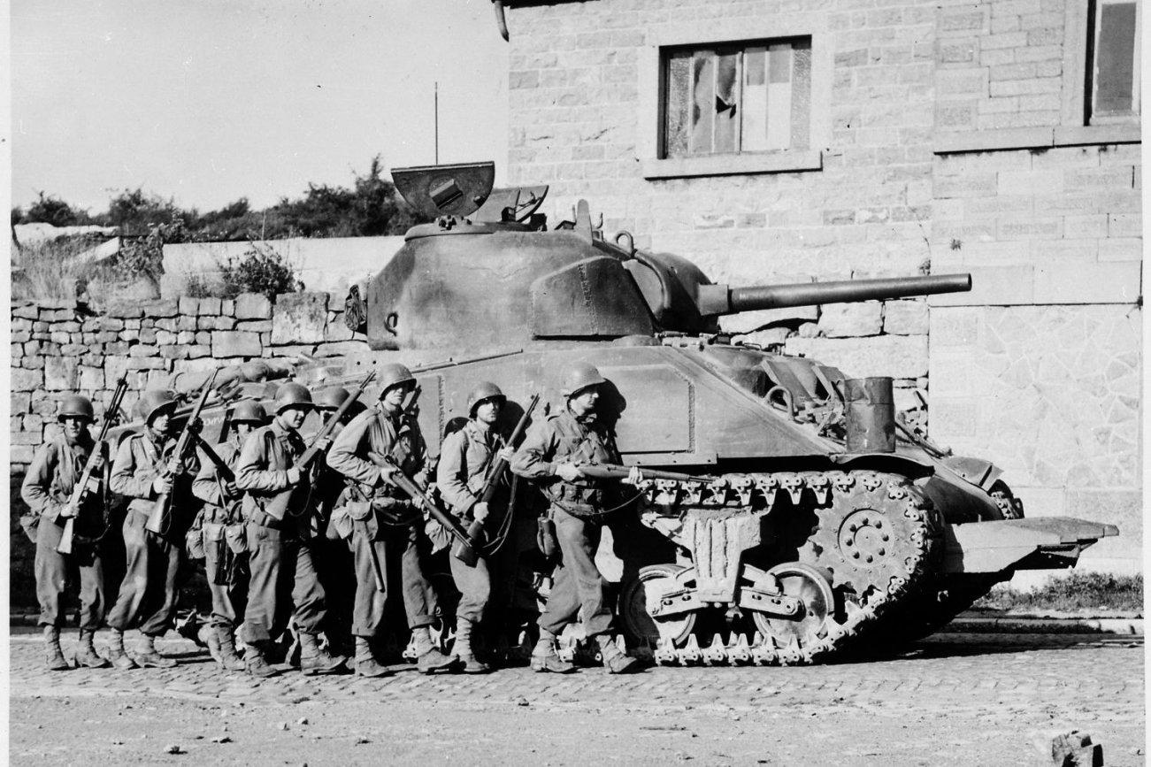 Rhino Tanks: The D-Day Weapon That Helped Win World War II