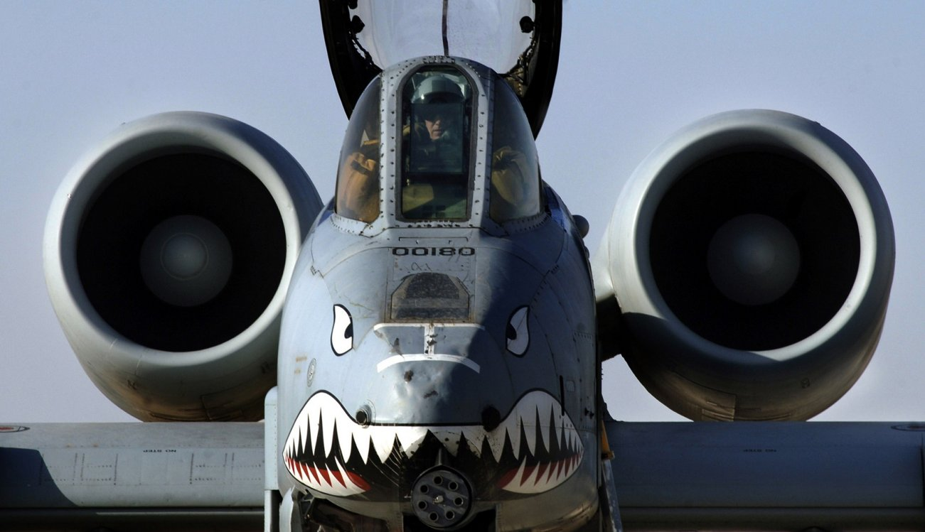 A-10 Warthogs Would Have Been Slaughtered if World War III Broke Out in Europe