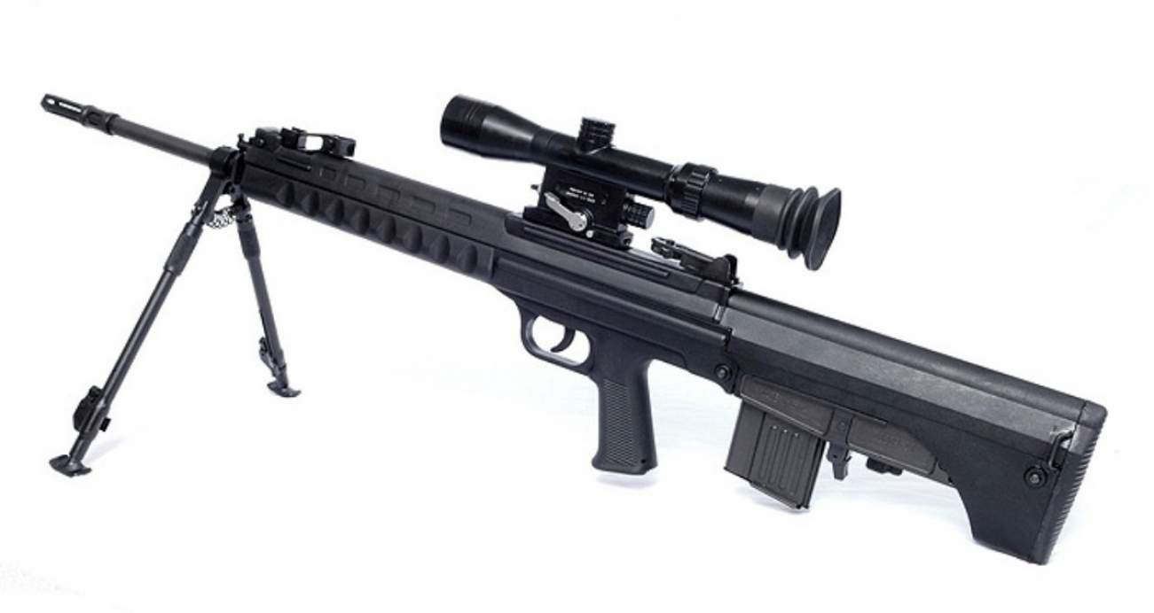 China Is Modernizing Its Military (And Rifles Like This Can Kill)