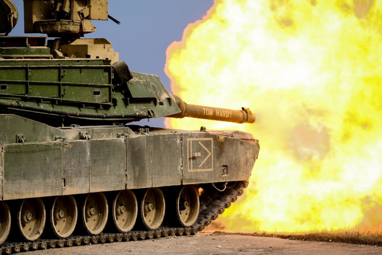 America's Tanks Fire Deadly (And Radioactive) Depleted Uranium Shells