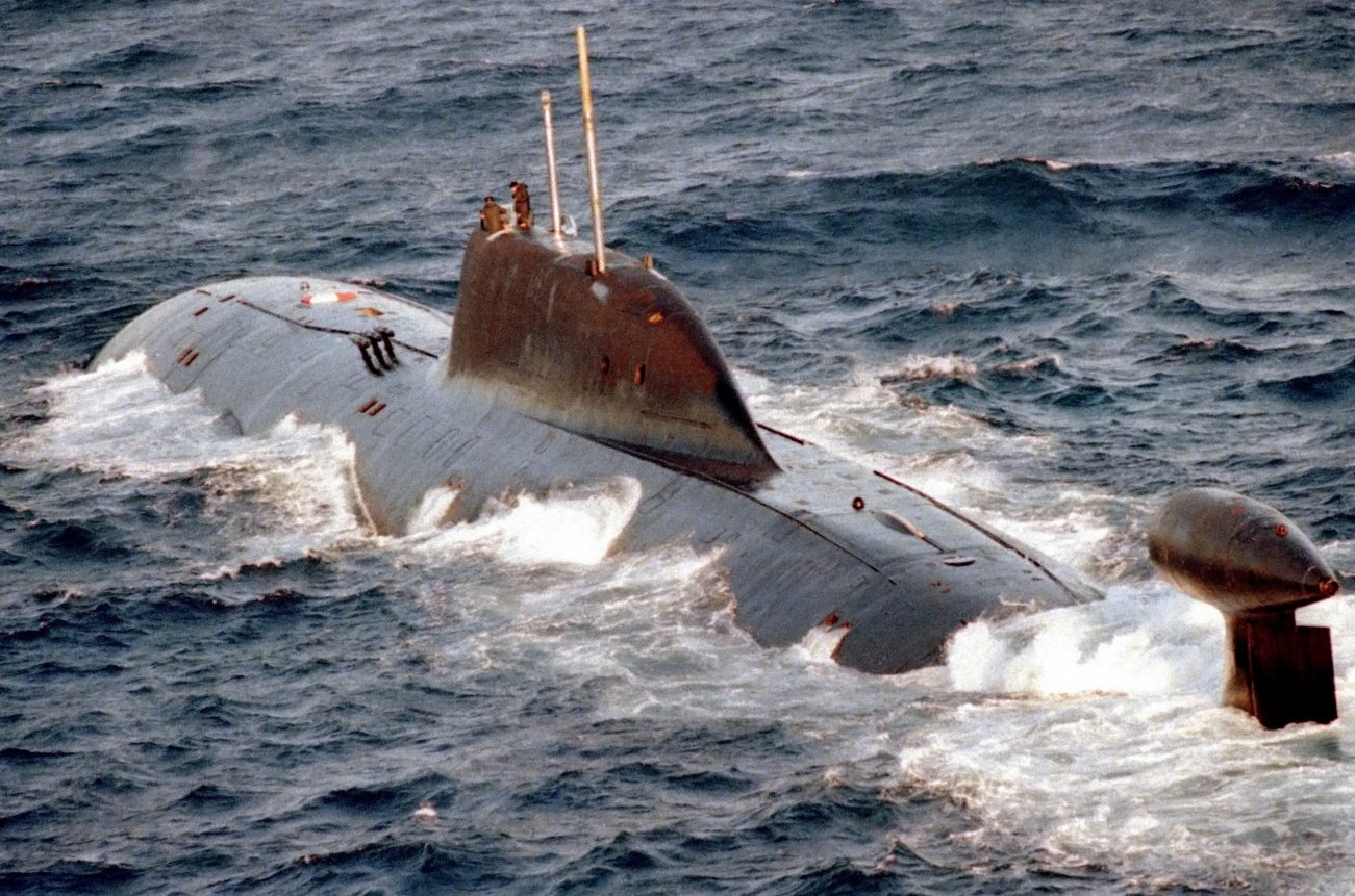 Dive!: The 5 Greatest Cold War Submarines