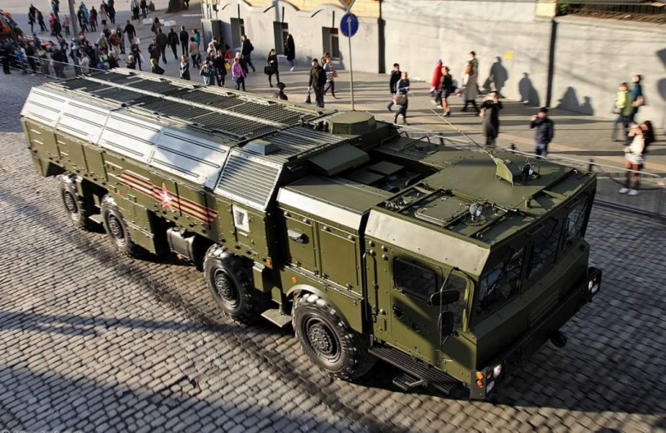 Armenia's New Ballistic Missiles Will Shake Up the