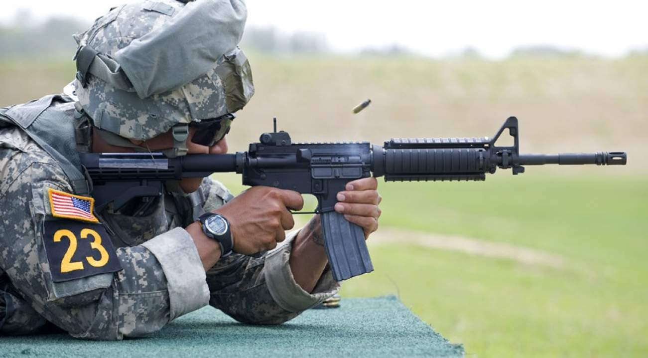 One U.S. Army Gun Can Fire 1,000 Rounds in 10 Seconds