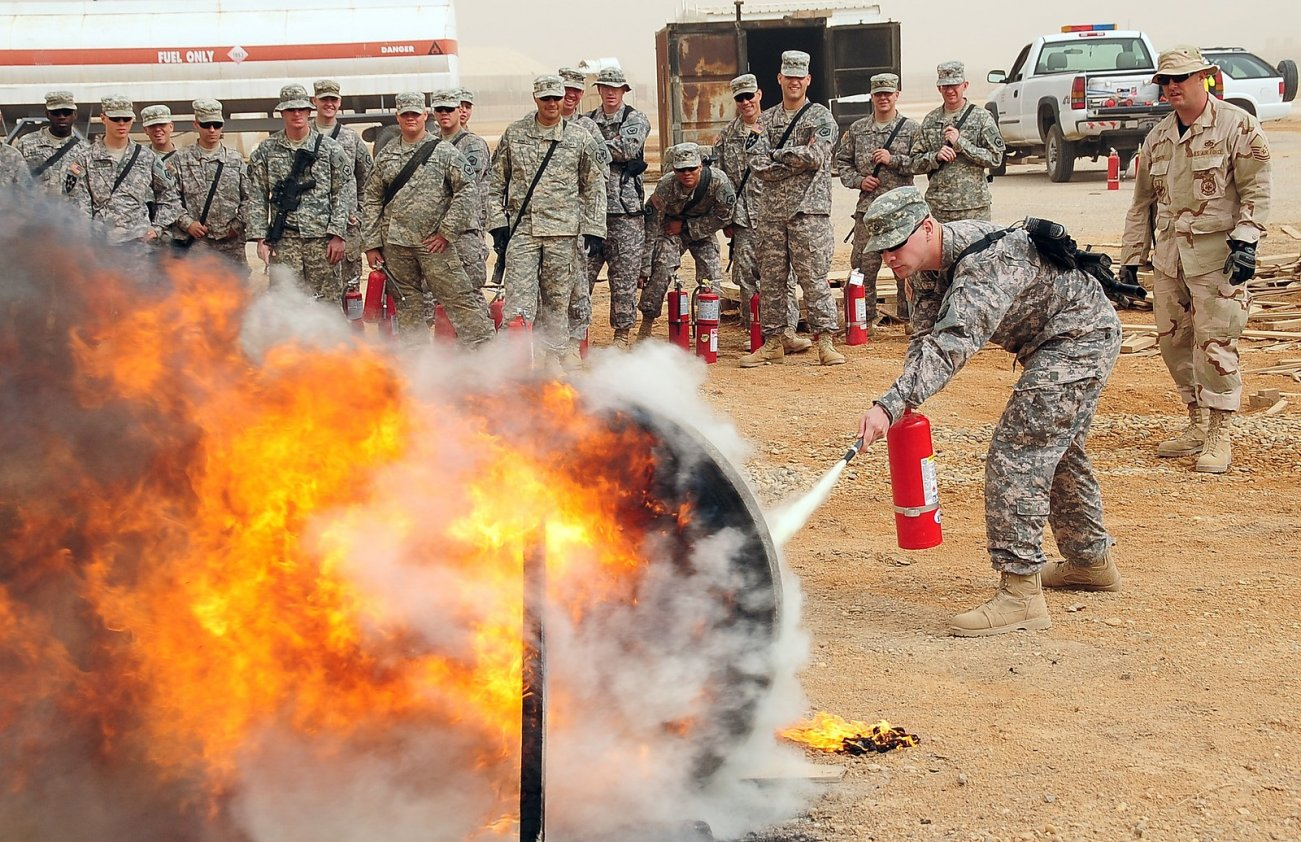 What Happens When U.S. Soldiers are Exposed to Small, Repeat Explosions?