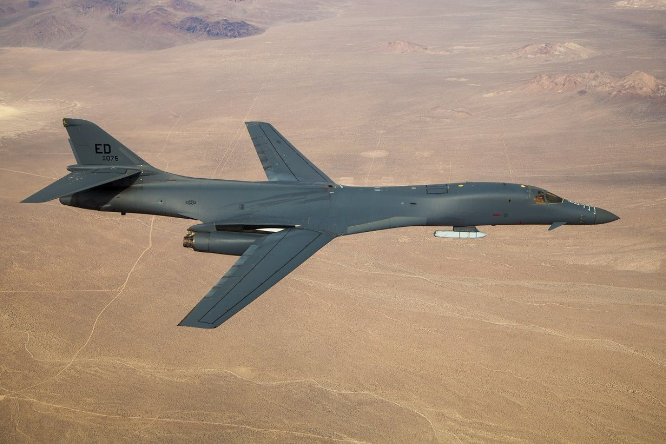 This Picture Could be the Hypersonic Future of the U.S. Air Force
