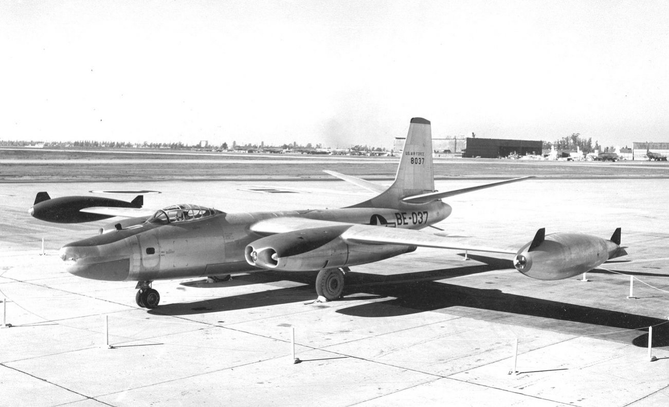 North American B-45 Tornado: A Bomber That Made Some Serious History